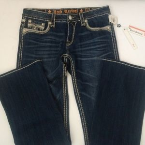 Rock Revival Nana Boot Cut Women's Jeans NWT